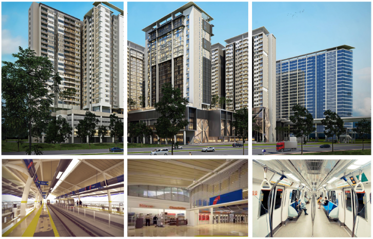 Proposed-Properties-Development-Surrounding-Station-2-of-Kelana-Jaya-Line-Extension-768×492